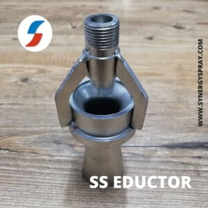 SS eductor