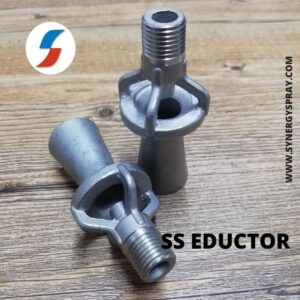 SS eductor manufacturer supplier chennai india