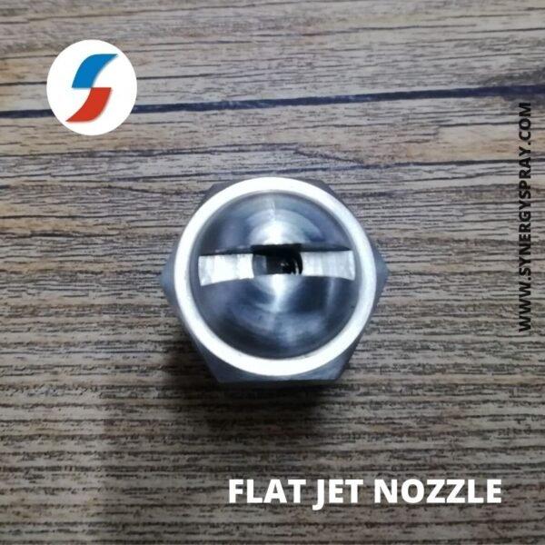 flat jet nozzle india