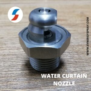 Water curtain nozzle manufacturer