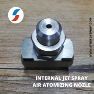 internal mixing jet spray air atomizing nozzle india chennai