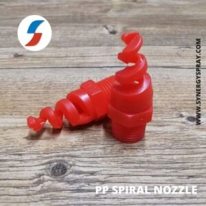PP spiral nozzle plastic manufacturer exporter india