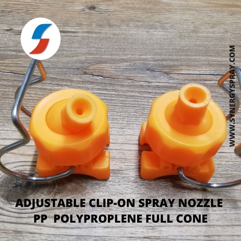 Clip on plastic nozzle PP poly proplene india Chennai Bangalore
